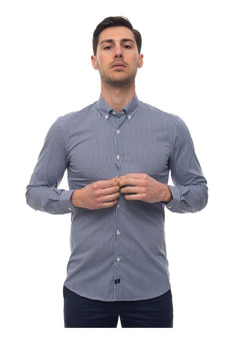 Camicia casual Fay | 6 | NCMA140258S-RSOU807