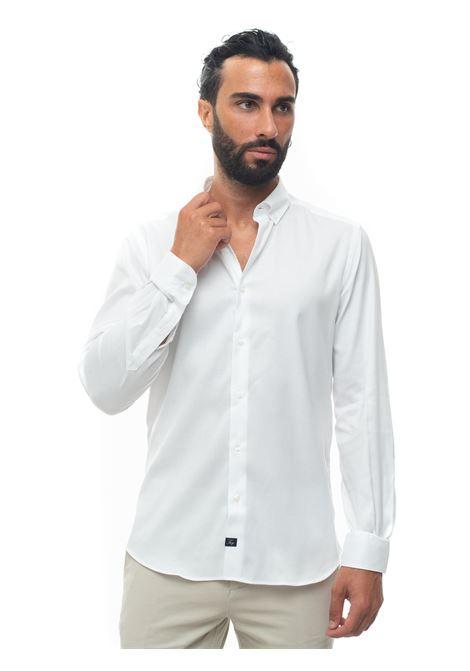 Camicia casual Fay | 6 | NCMA140258S-RYNB001