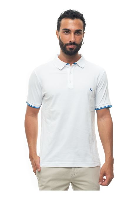 Short sleeve polo shirt Fay | 2 | NPMB240134S-ITOB001