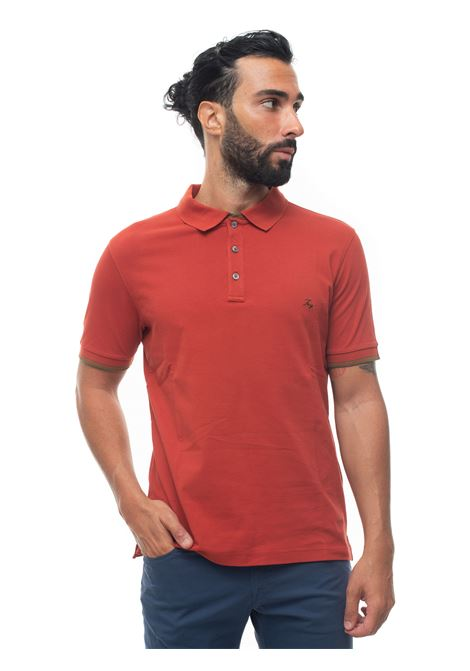 Short sleeve polo shirt Fay | 2 | NPMB240134S-ITOR801