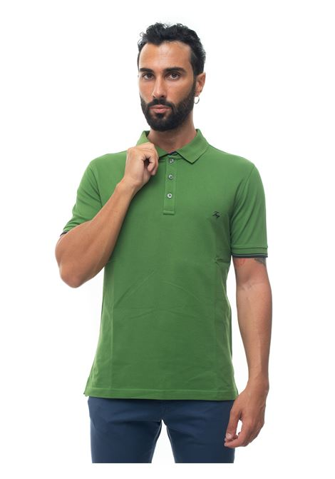 Short sleeve polo shirt Fay | 2 | NPMB240134S-ITOV401