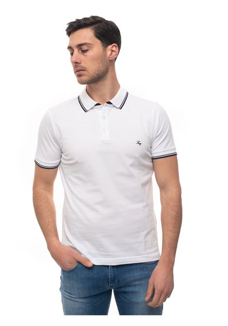 Short sleeve polo shirt Fay | 2 | NPMB240140S-ITOB001
