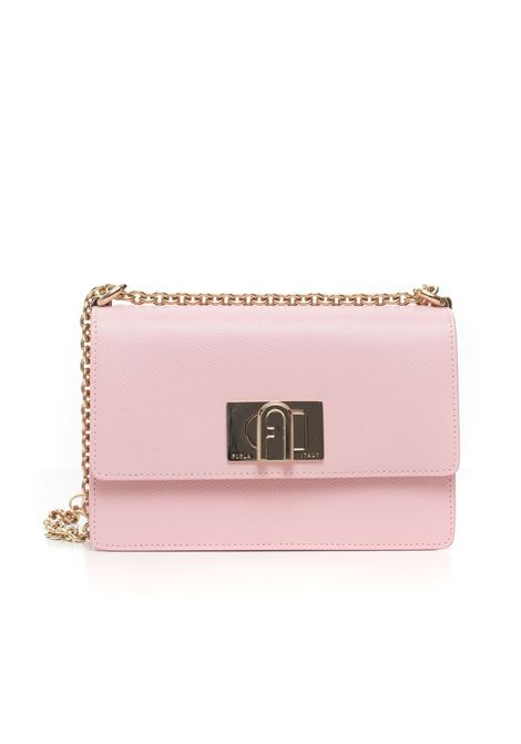 Furla1927 Small rectangular bag Furla | 31 | 1927-BAFK-AREROSA CHIARO