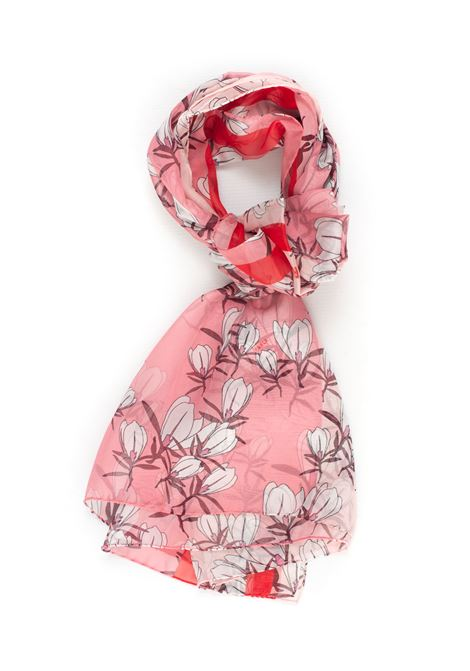 FurlaLike Foulard  in silk Furla | 61 | LIKE-TC52-X14ROSA