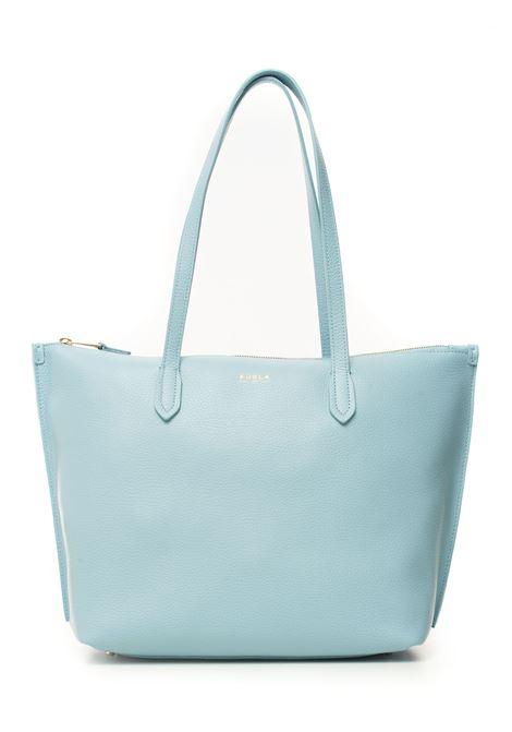 LUCE Shopping bag Furla | 31 | LUCE-BAFW-R76TJB-CARTA DA ZUCCHERO