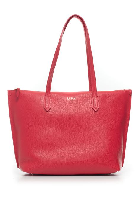 LUCE Shopping bag Furla | 31 | LUCE-BAFW-R76FRAGOLA
