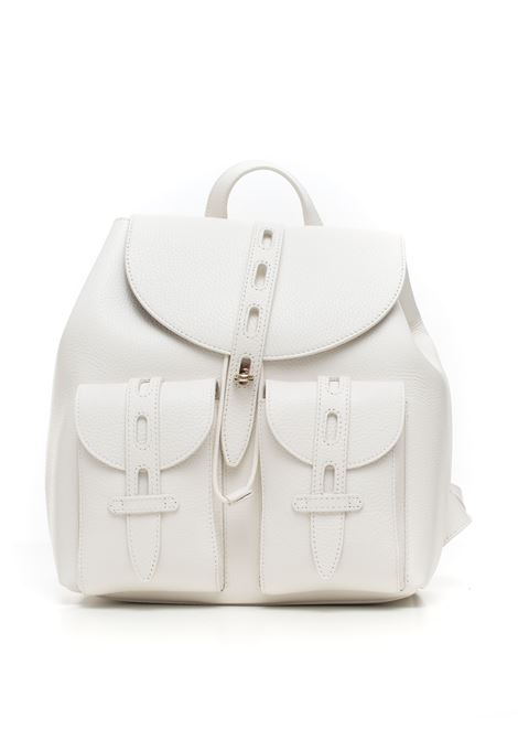 Furlanet Leather rucksack Furla | 5032307 | NET-BACW-HSF01B-TALCO