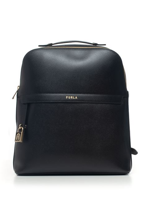 Furla piper Leather rucksack Furla | 5032307 | PIPER-BAHZ-ARENERO