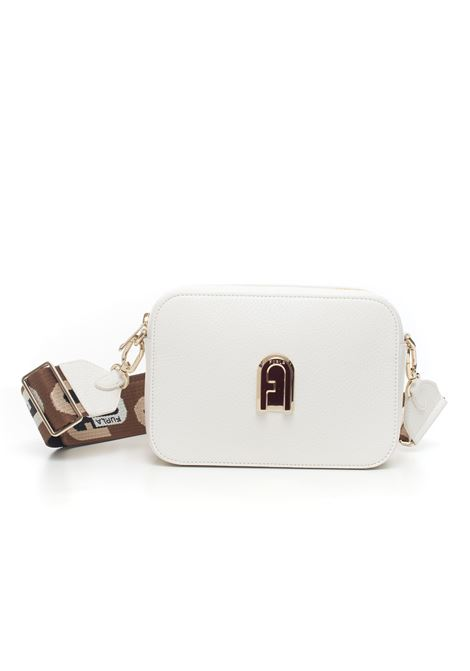 Furla sleek Shoulder bag Furla | 31 | SLEEK-BAHL-W64TALCO+TONI COGNAQ