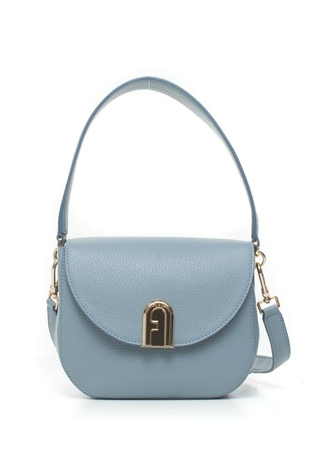 Borsa in pelle piccola furla sleek Furla | 31 | SLEEK-BZJ6-HSFK35-AVIO LIGHT