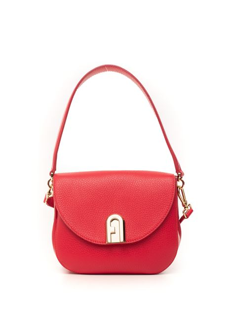 Furla sleek Small-size leather bag Furla | 31 | SLEEK-BZJ6-HSFTJ9-FRAGOLA