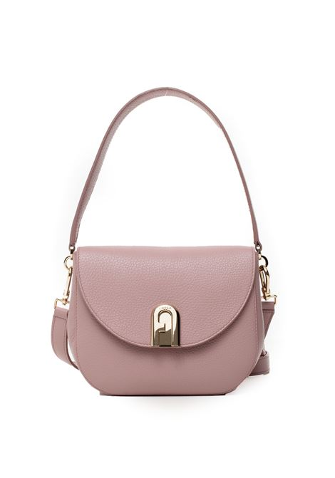 Furla sleek Small-size leather bag Furla | 31 | SLEEK-BZJ6-HSF3TA-ROSA ANTICO