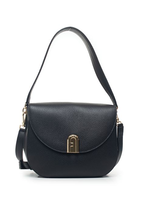Furla sleek Big leather bag Furla | 31 | SLEEK-BZK6-HSFNERO