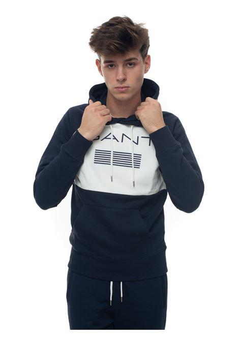 Sweatshirt with hood Gant | 20000055 | 2047012433