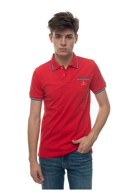 Polo shirt with breast pocket Gant | 2 | 2052002620
