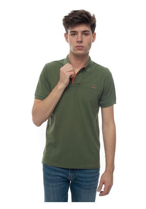 Short sleeve polo shirt Gant | 2 | 2052003358