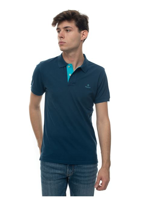 Short sleeve polo shirt Gant | 2 | 2052003461