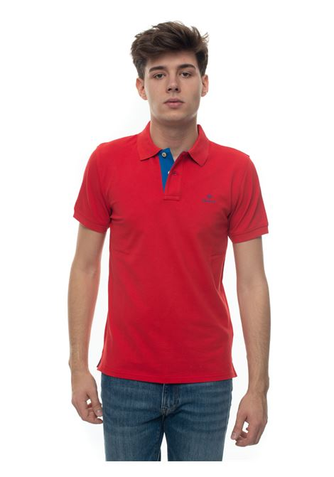 Short sleeve polo shirt Gant | 2 | 2052003620