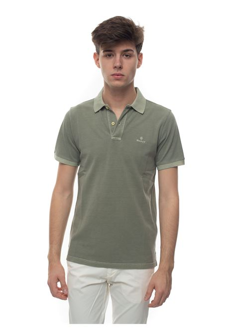 Polo shirt in cotton piquet Gant | 2 | 2052028348