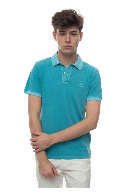 Polo shirt in cotton piquet Gant | 2 | 2052028450