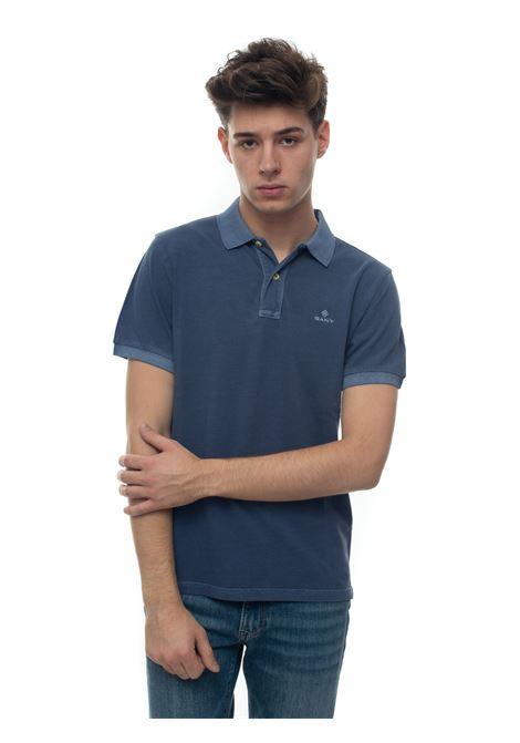 Polo shirt in cotton piquet Gant | 2 | 2052028461