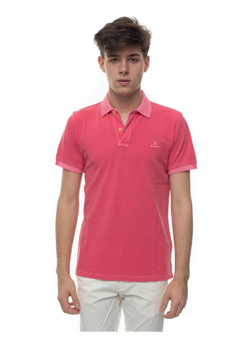 Polo shirt in cotton piquet Gant | 2 | 2052028665