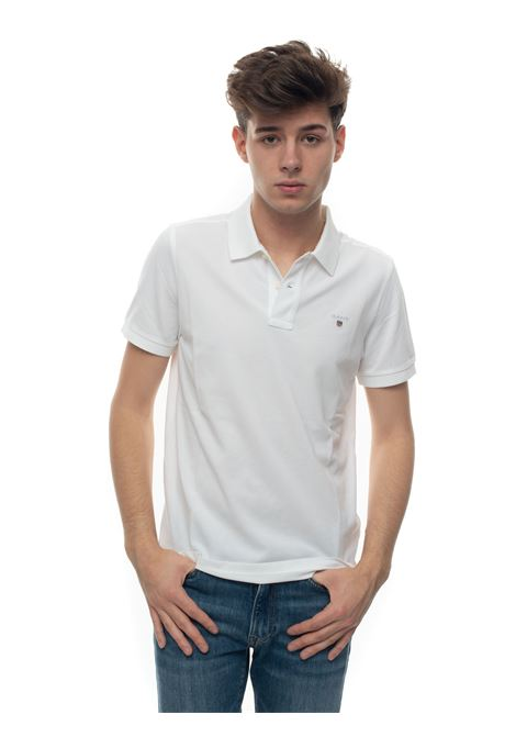 Polo in cotone piquet Gant | 2 | 002201110