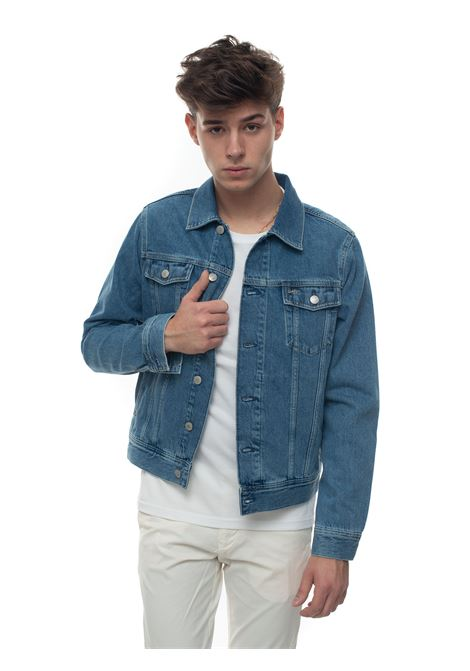 Denim harrington jacket Gant | -276790253 | 7006056990