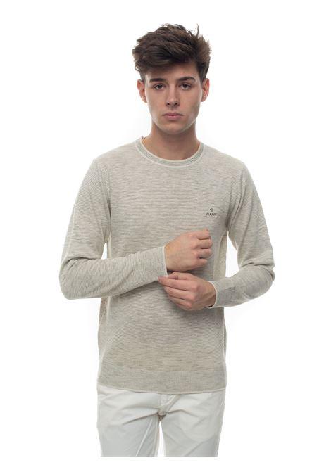 Round-necked pullover Gant | 7 | 8000113348