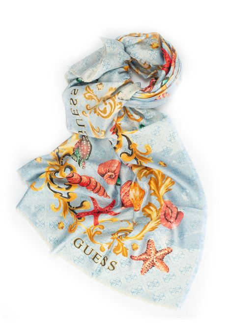 Scarf Guess | 77 | AW8442-VIS03SKY