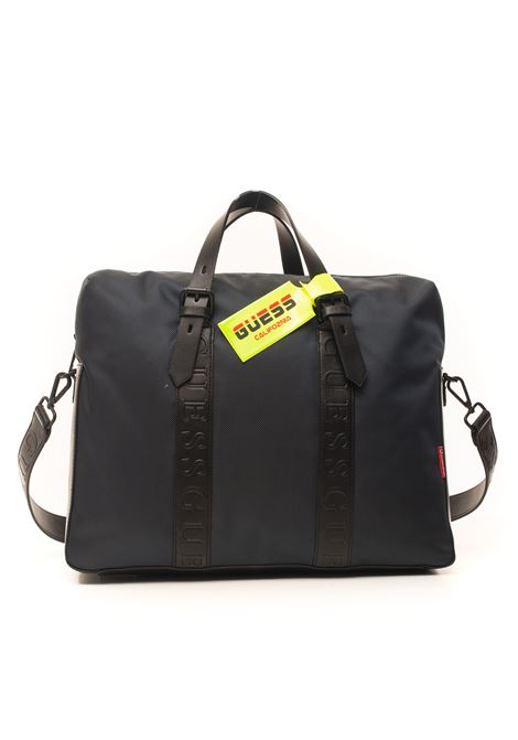 Dan satchel bag Guess | 20000007 | HMDNNY-P0213BLU