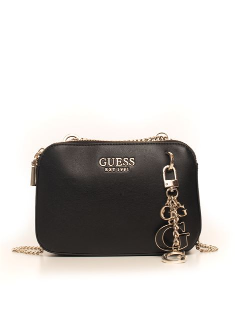 Sherol Shoulder bag with chain Guess | 31 | HWVG74-80140BLA