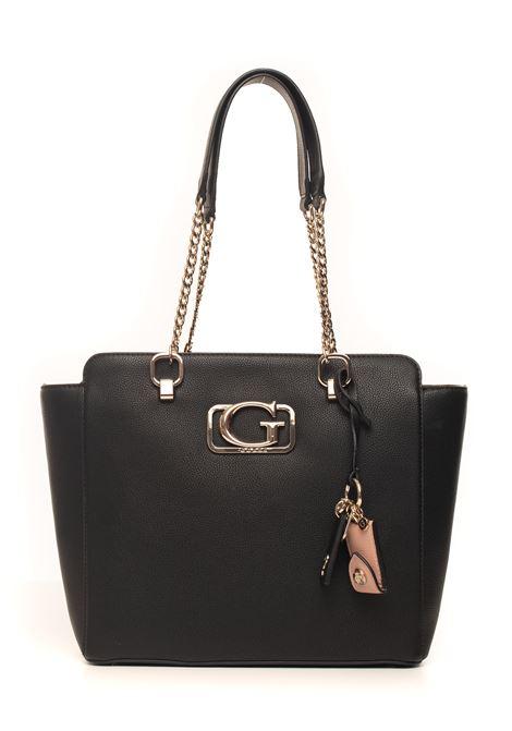 Annarita Shopper bag Guess   31   HWVG75-83230BLA