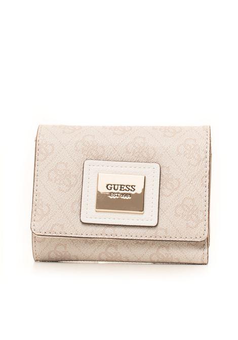 Portafoglio piccolo candace Guess | 63 | SWSG76-68430STO