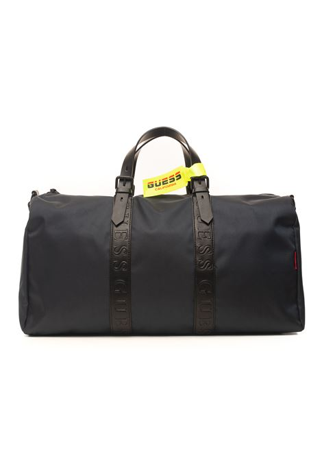 Dan weekender Big bag in textile Guess | 20000006 | TMDNNY-P0235BLU
