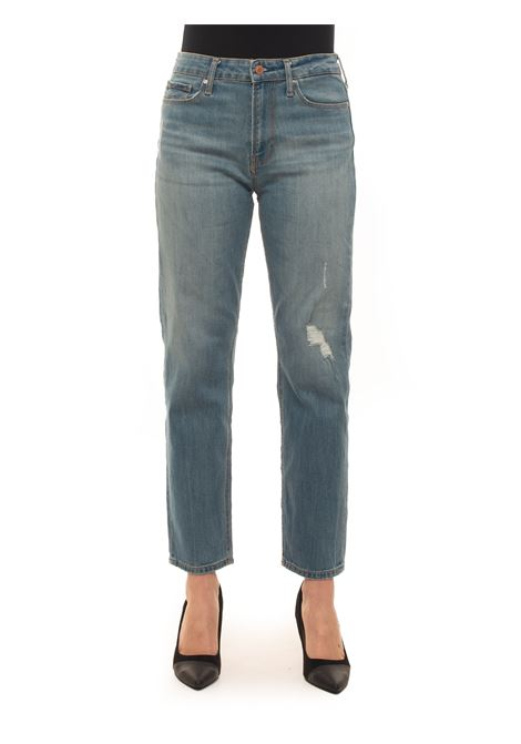 JEANS SLIGHTLY RELAXED Denim Jeans  with cuttings Guess | 24 | W01A35-D3Y42SURD