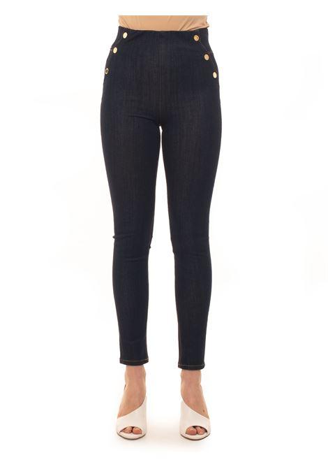 Jeans vita alta Guess | 24 | W01A56-D2QU1BFIN