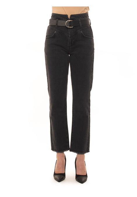 JEANS SLIGHTLY RELAXED high waist jeans Guess | 24 | W01A70-D38W1MRDN