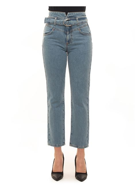 JEANS SLIGHTLY RELAXED high waist jeans Guess | 24 | W01A70-D3Y03NRTB