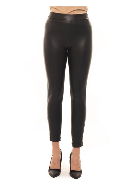 Drainpipe trousers reaching the ankles Guess | 9 | W01B65-WBG60JBLK