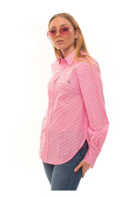 Camicia da donna in cotone Guess | 6 | W01H58-WCLQ0S409