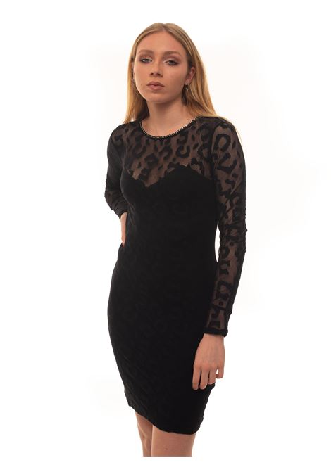 Jacquard dress Guess | 130000002 | W01K0J-K9L10JBLK