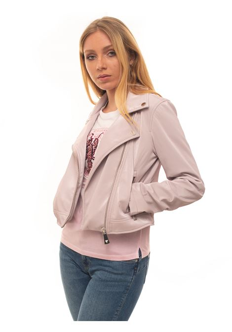 Faux leather jacket Guess | -276790253 | W01L78-WCKC0TNTP