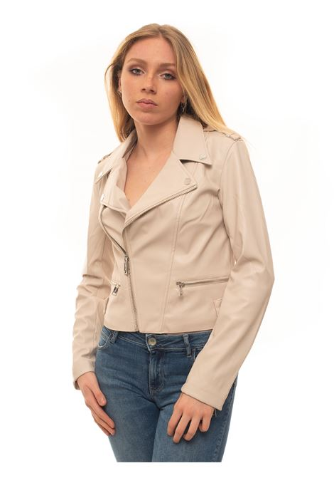 Faux leather jacket Guess | -276790253 | W01L83-WAOO0CNWT