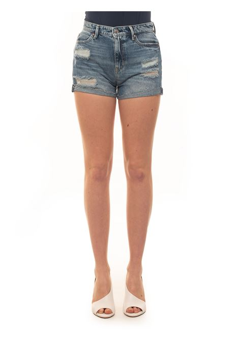 Shorts with 5 pockets Guess | 30 | W0GD18-D3L73TMRB