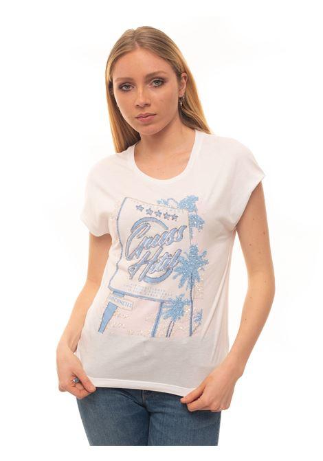 T-shirt Guess | 8 | W0GI50-K46D0TWHT