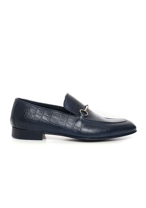 Buckle loafer Jerold Wilton | 12 | 5382-1105FBLU