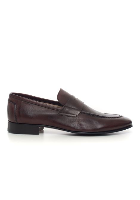 Leather loafer Jerold Wilton | 12 | 590-442BROWN