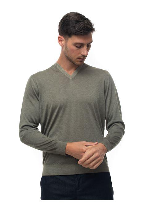 V-neck pullover Kiton | 7 | UK178K284