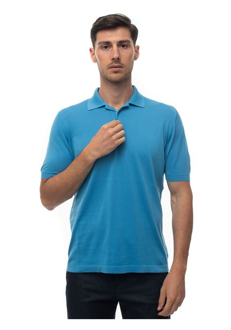 Short sleeve polo shirt Kiton | 2 | UK442K290